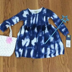 Girls OshKosh B'gosh Tie Dye Dress